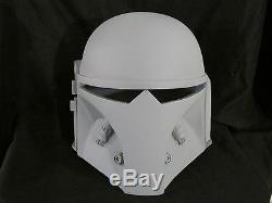Star Wars Mando V1 Bounty Hunter Mandalorian Helmet Comic Con Cosplay Prop Lot