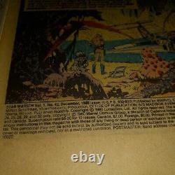 Star Wars Marvel #42 1980 1st Appearance Boba Fett Mandalorian Comic Very Nice
