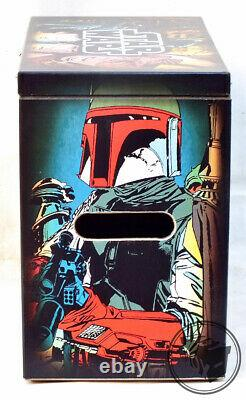 Star Wars Marvel Classics Large Comic Book Hard Box Chest MDF