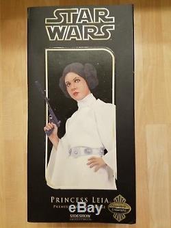 Star Wars Princess Leia Premium Format Statue SIDESHOW EXCLUSIVE Ltd 1000