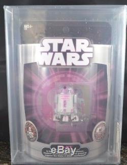 Star Wars R2-kt Afa U85 Sdcc Exclusive Make-a-wish Katie Johnson Comic Con Rare
