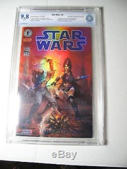 Star Wars Republic 1 2 3 4 5 6 Prelude to Rebellion all graded 9.9 9.8 Another