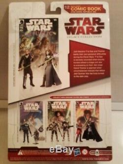Star Wars Republic #65 Comic Pack #12 With Eu Figures T'ra Saa & Tholme New