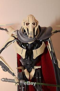 Star Wars SIDESHOW General Grievous Attakus 2006 Premium Format Statue