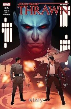 Star Wars THRAWN (6) comic SET #1 2 3 4 5 6 Marvel 1st print