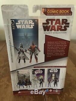 Star Wars TLC BD Legacy Collection Comic Pack Jarael Rohlan Dyre Madalorian Lot