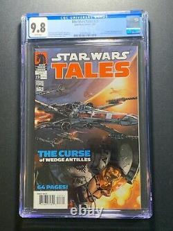 Star Wars Tales #23 CGC 9.8 (Dark Horse Comics 2005) 1st Darth Revan & Malak