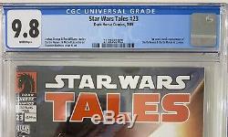 Star Wars Tales #23 (Dark Horse, 2005) CGC 9.8 NM/M