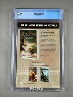 Star Wars Tales 24 CGC 9.8 Photo Variant 1st Appearance of Darth Nihilus