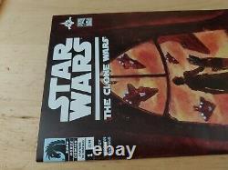Star Wars The Clone Wars #1 1st Ahsoka Tano Dark Horse Comics 2008