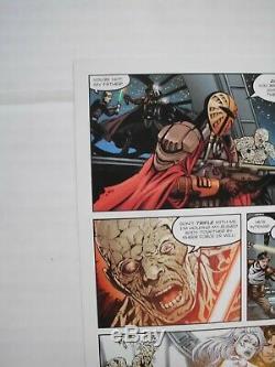 Star Wars The Clone Wars #1 Dark Horse 100 Limited Edition VF/VF+