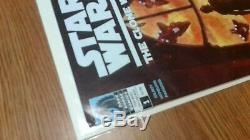 Star Wars The Clone Wars #1 Dark Horse 2008 KEY 1st Appearance Ahsoka Tano HTF