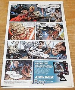 Star Wars The Clone Wars #1 Dark Horse Comics 2008 Variant Cover Only 1000 Made