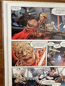 Star Wars The Clone Wars 1 High Grade Key Comic Book First Appearance Major Key