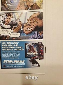Star Wars The Clone Wars 1 Key Comic Book First Appearance Major Key! RARE