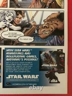 Star Wars The Clone Wars (2008) #1 Comic Book 1st Ahsoka Tano Dark Horse