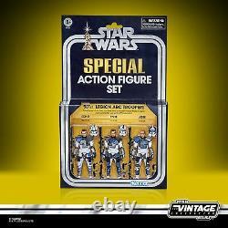 Star Wars The Clone Wars 501st Legion ARC Troopers Confirmed Order