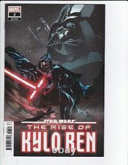 Star Wars The Rise of Kylo Ren #3 125 NM 1st Appearance Avar Kriss Marvel 2020