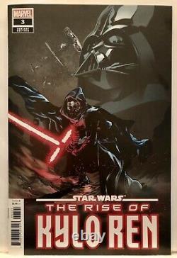 Star Wars The Rise of Kylo Ren #3 (125) Stefano Landini Avar Kriss Marvel 2020
