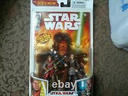 Star Wars Ulic Qel-Droma and Exar Kun Tales of The Jedi #6 Comic Pack