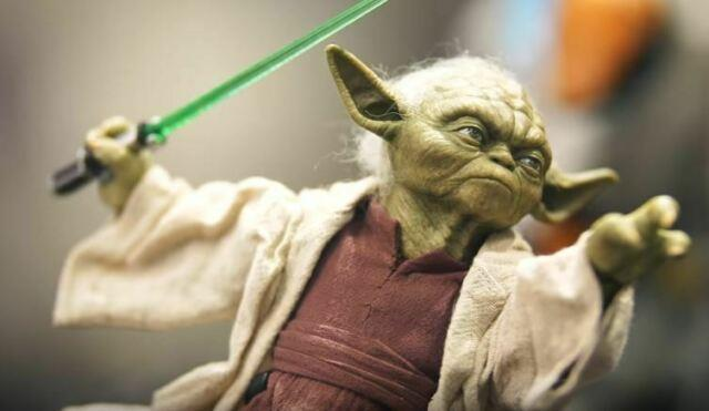 Star Wars Yoda-hot Toys Figure Episode Ii-attack Of Clones -factory Seal, 2x Box