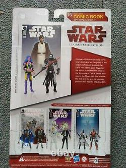 Star Wars comic pack deliah blue & Darth nihl