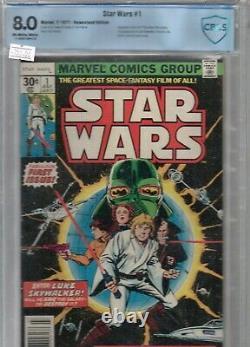 Star wars 1 cbcs 8.0
