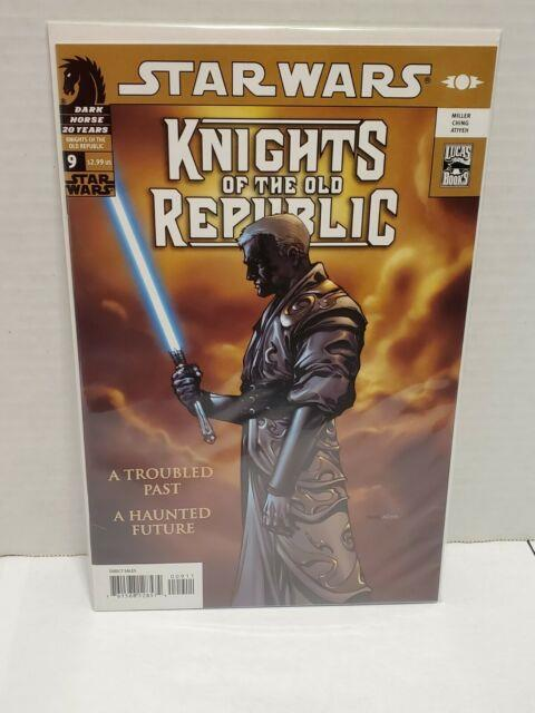 Star Wars Knights Of The Old Republic #9 Comic