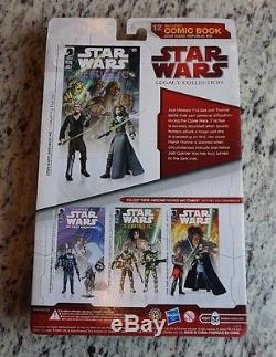 T'Ra Saa & Tholme STAR WARS 2009 Saga MOC Comic Pack Packs #65 (2)