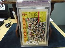 The Silver Surfer #1 Comic 1968 Cgc 8.0 Origin Of, Big Premier Issue 1202526003