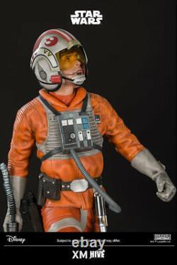 XM Studios Exclusive Luke Skywalker Statue