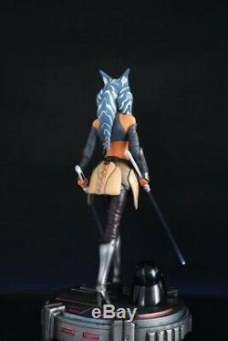 Xionart Star Wars Ahsoka Custom Statue XX/100 made RARE